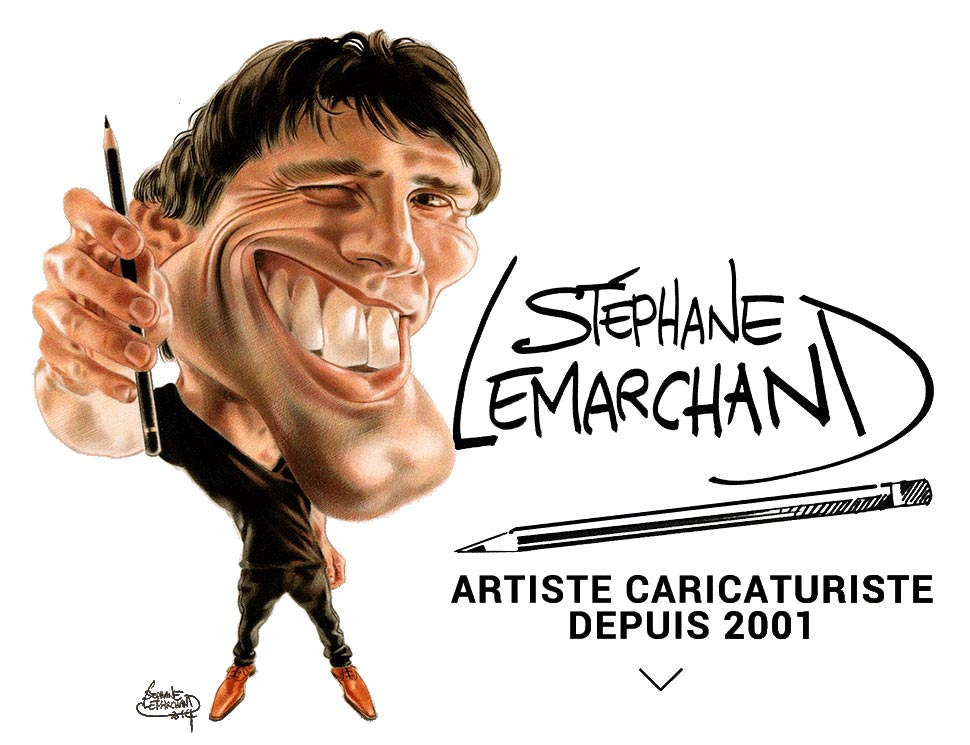 stphane lemarchand caricaturiste caricatures