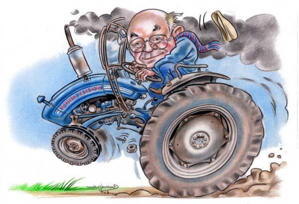 Brigant-tracteur-ford-3000-caricature