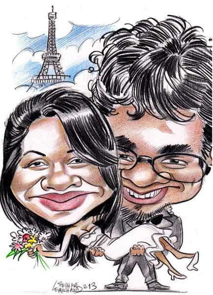 Zearamane-caricatures