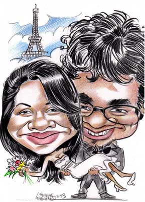 caricature-mariage-2