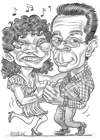 Lenoble-caricature-duo