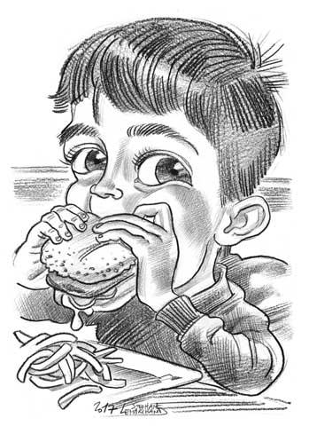 DeChesse-caricature