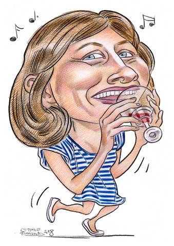 chalancon-caricature